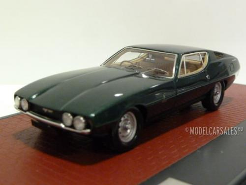 Jaguar Pirana Bertone Green Metallic 1:43 MX41001-102 MATRIX diecast model car / modelli in ...